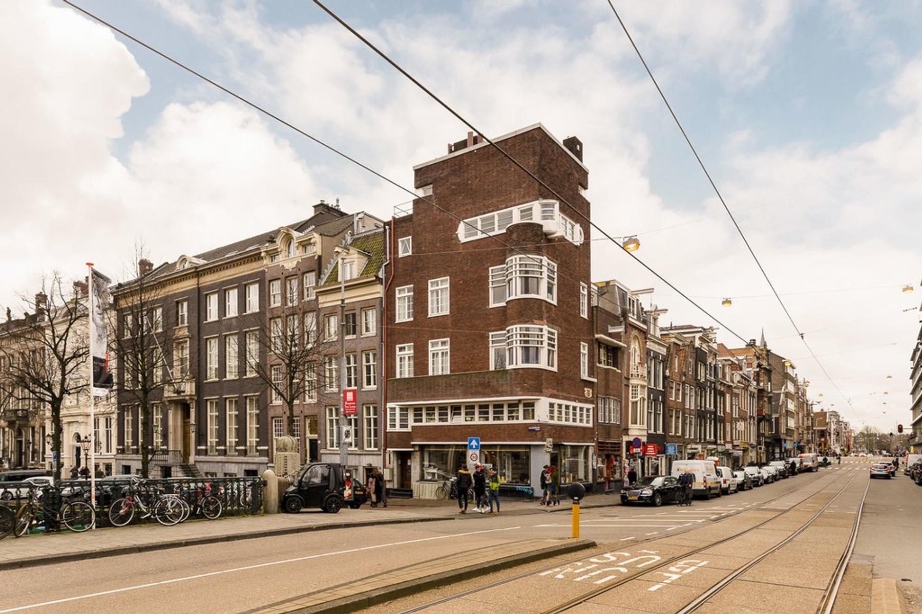 Keizersgracht 660 -C in Amsterdam 1017 ET