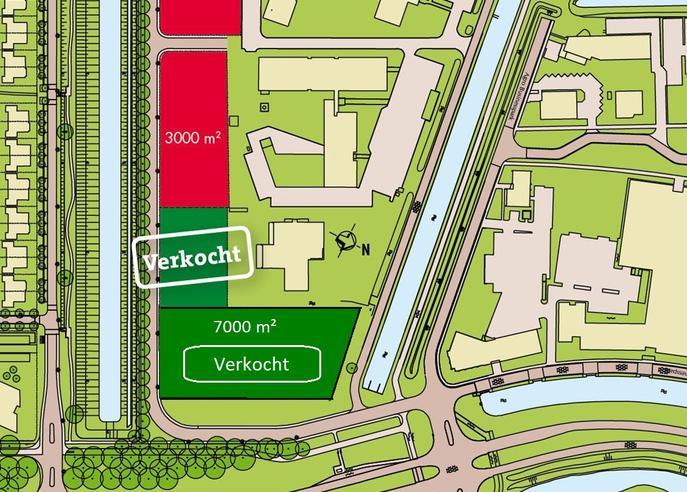 Nieuwe Singel in Wageningen 6709 PD