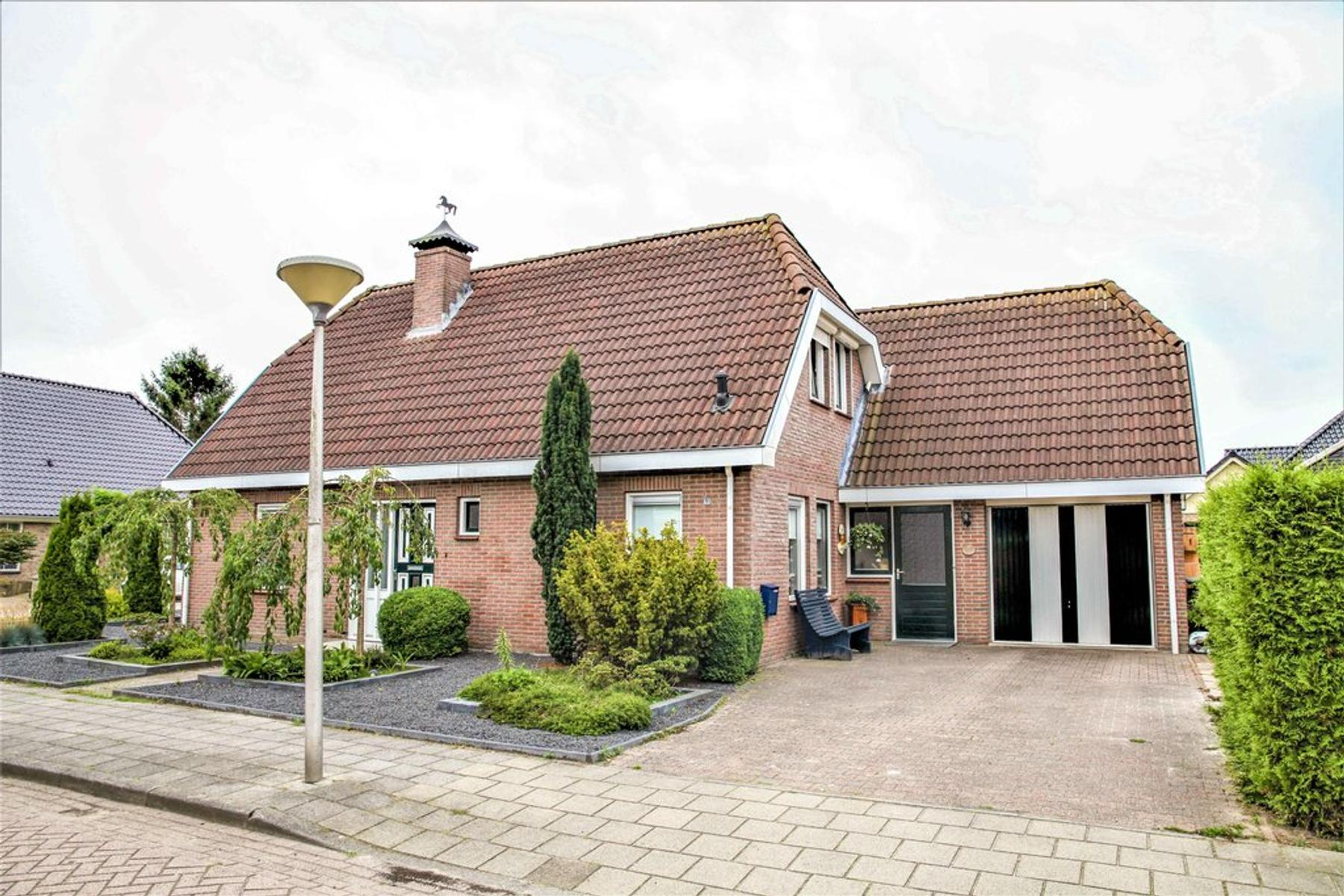 G J Soppestraat 18 in Coevorden 7741 PX