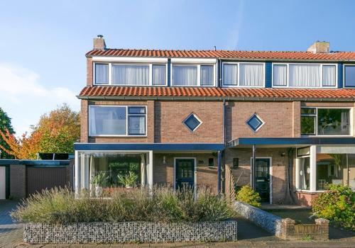 De Ruyterlaan 26 in Harderwijk 3843 EC
