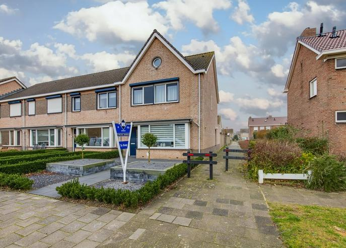 Jan Steenstraat 1 K in Fijnaart 4793 AP