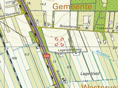 Busselterweg in Darp 7973 KN