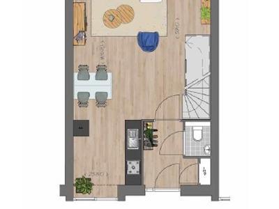 Bouwnummer 49 in Kaatsheuvel 5171 SB