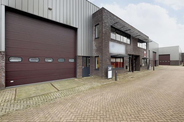 Zalmweg 34 F in Raamsdonksveer 4941 VX