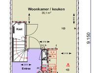 Ellingtonlaan 62 in Tilburg 5012 BM
