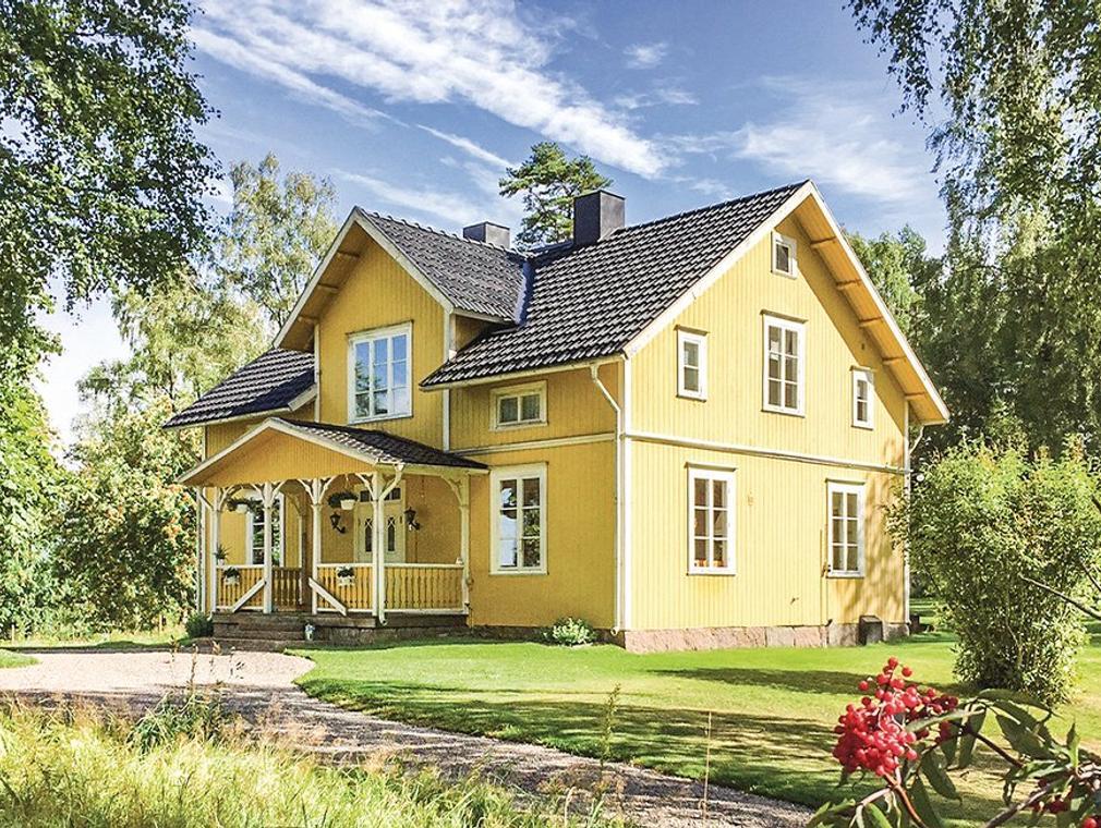 Björkhaga, in Mullsjö