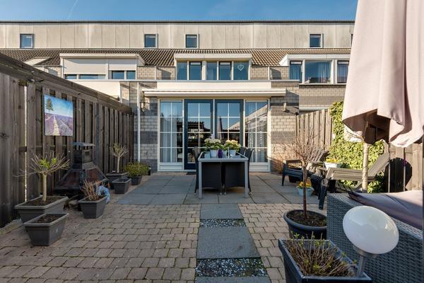 Christine Mohrmannstraat 5 in Ridderkerk 2984 XC