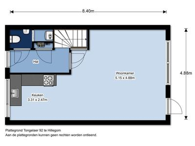 Tongelaer 92 in Hillegom 2181 LG