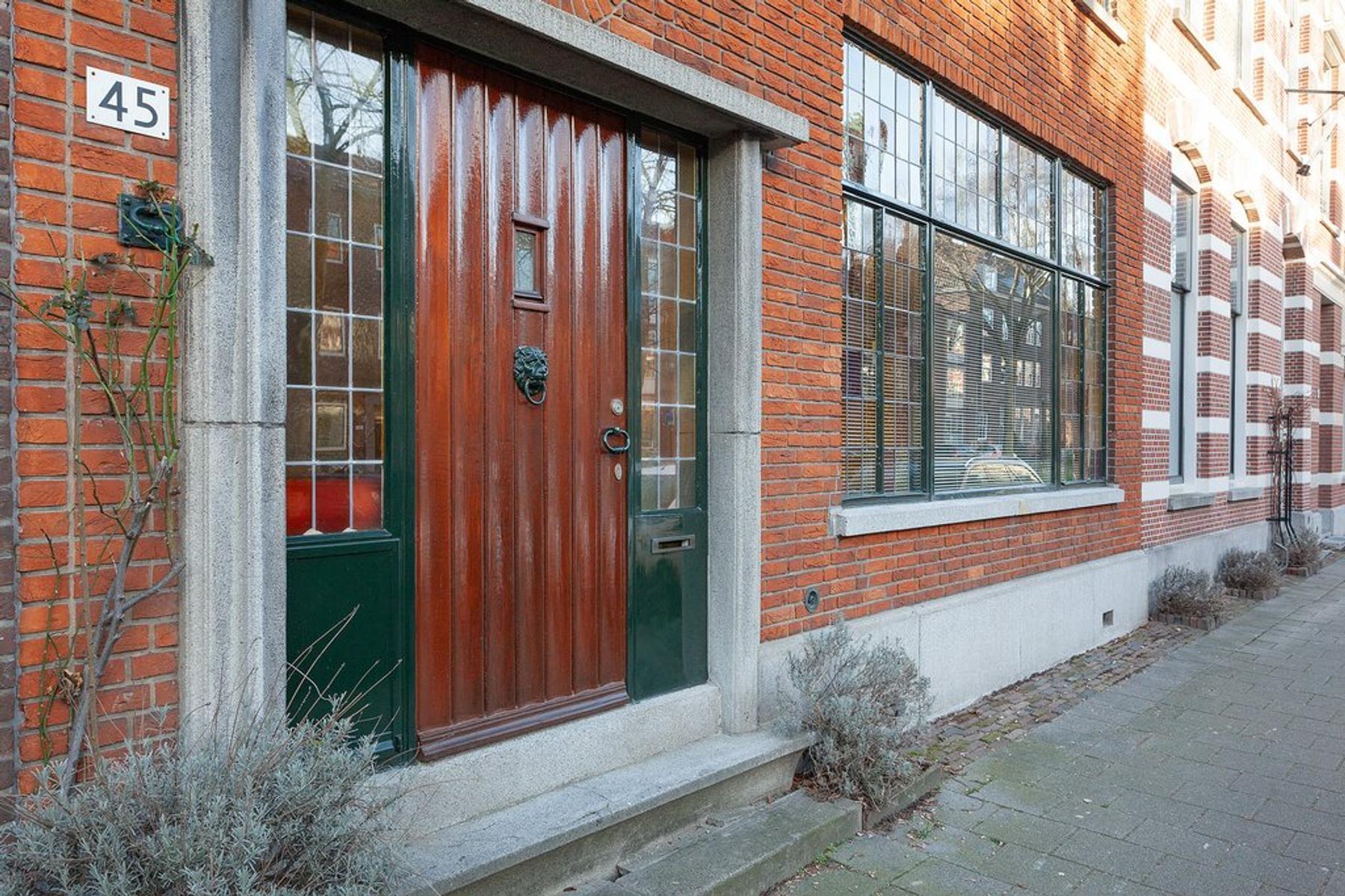 Avenue Concordia 45 in Rotterdam 3062 LB