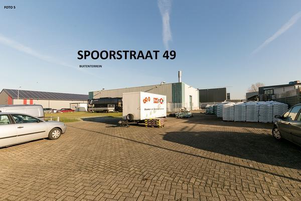 Spoorstraat in IJsselmuiden 8271