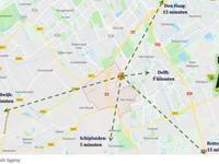 Dijkshoornseweg 227 in Den Hoorn 2635 EN
