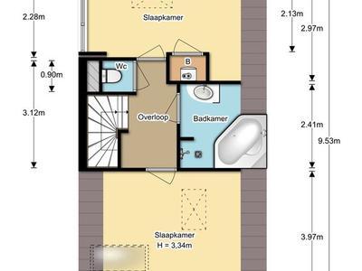 Ravelijn 18 in Vijfhuizen 2141 NH