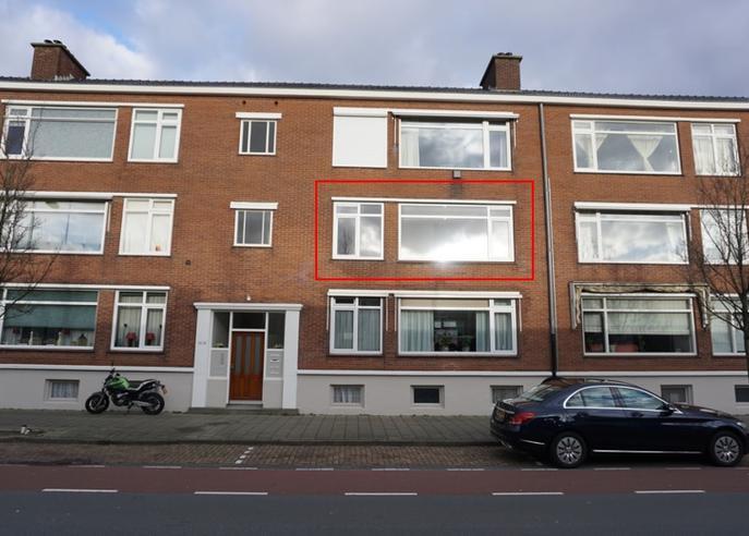 Linnaeusstraat 125 in IJmuiden 1973 RV