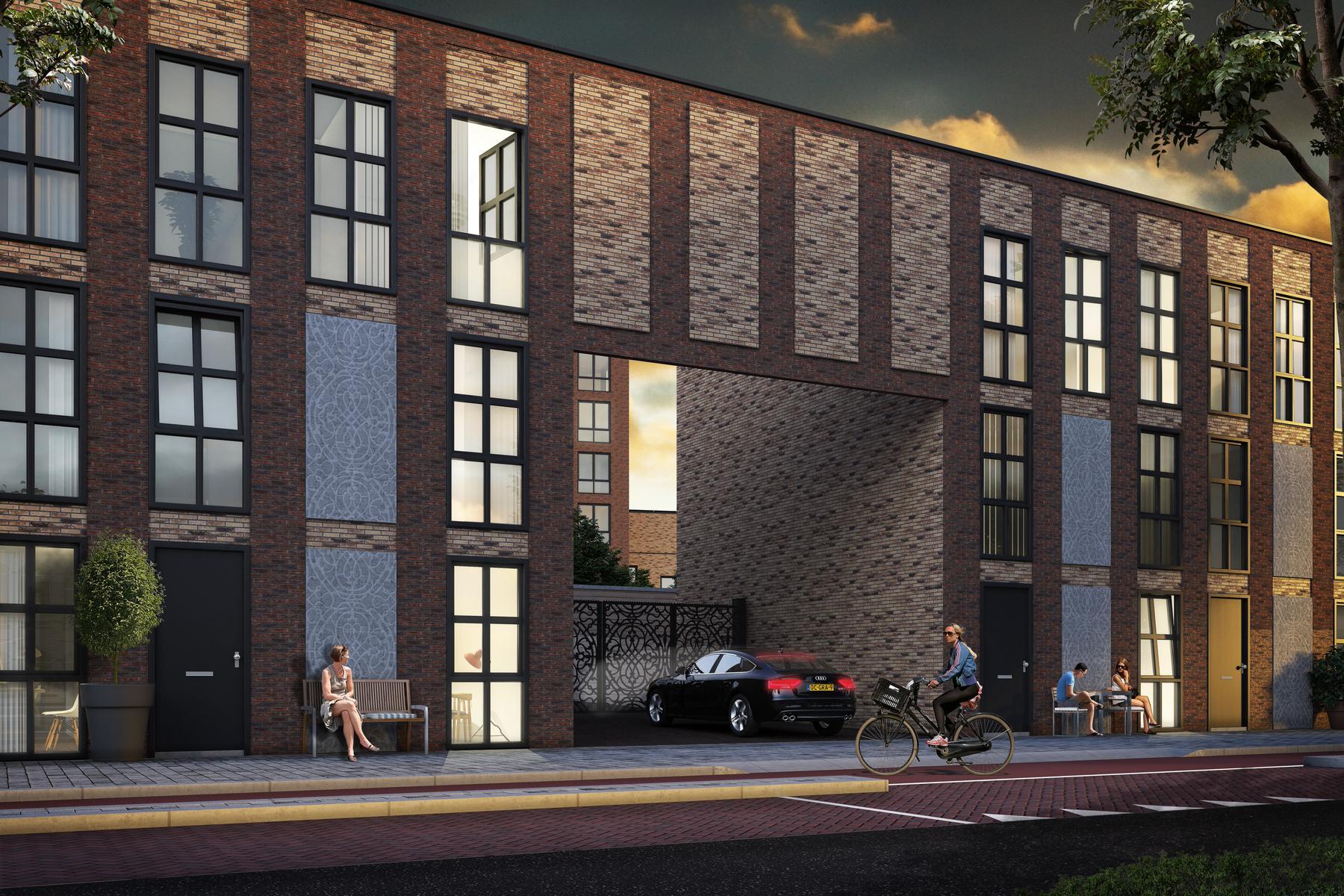 Bouwnummer 54 in Vlissingen 4381 NK