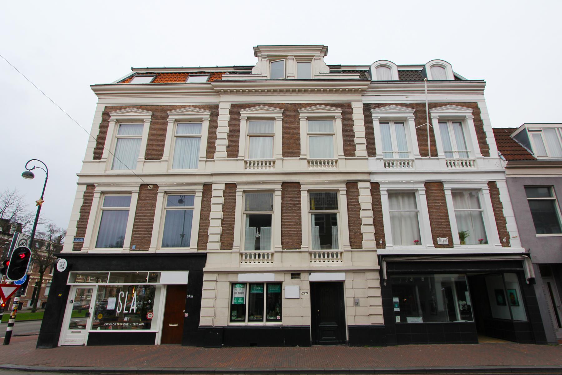 Kruisweg 68 A in Haarlem 2011 LE
