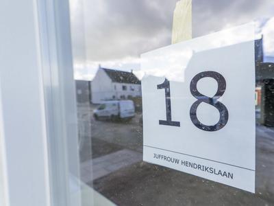 Juffrouw Hendrikslaan 18 in Kampen 8265 TK