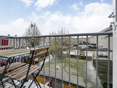 Mandarijnenstraat 14 1 in Amsterdam 1033 LD
