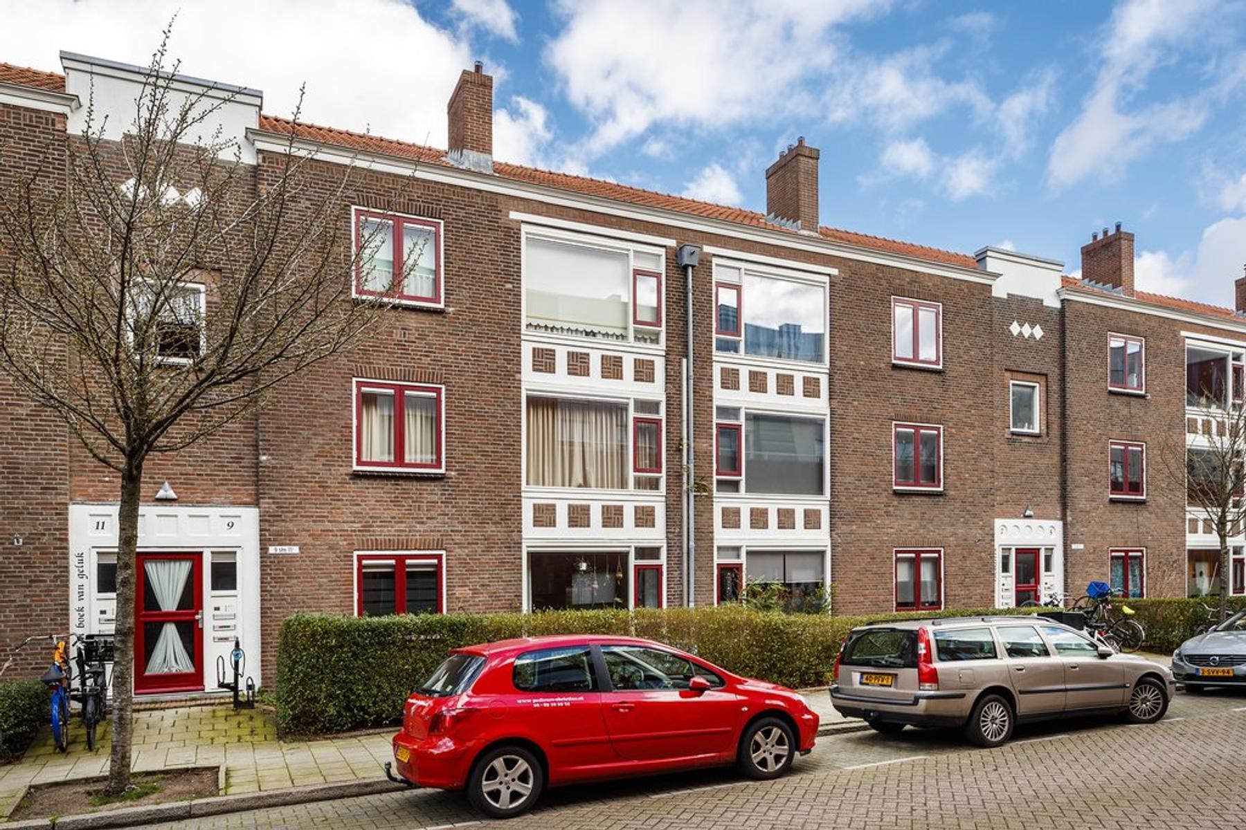 Louis Couperusstraat 9 in Utrecht 3532 CW