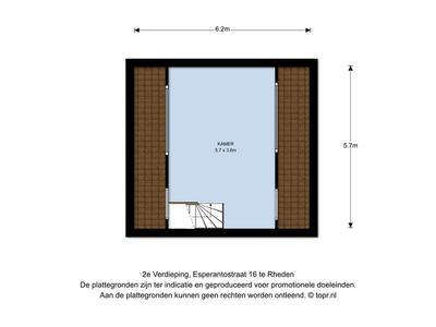 Esperantostraat 16 in Rheden 6991 CK