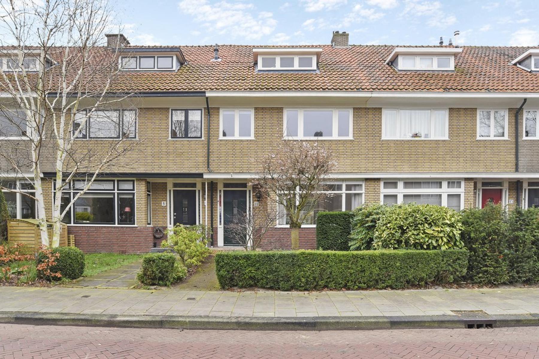 Hogerbeetsstraat 11 in Wassenaar 2242 TP
