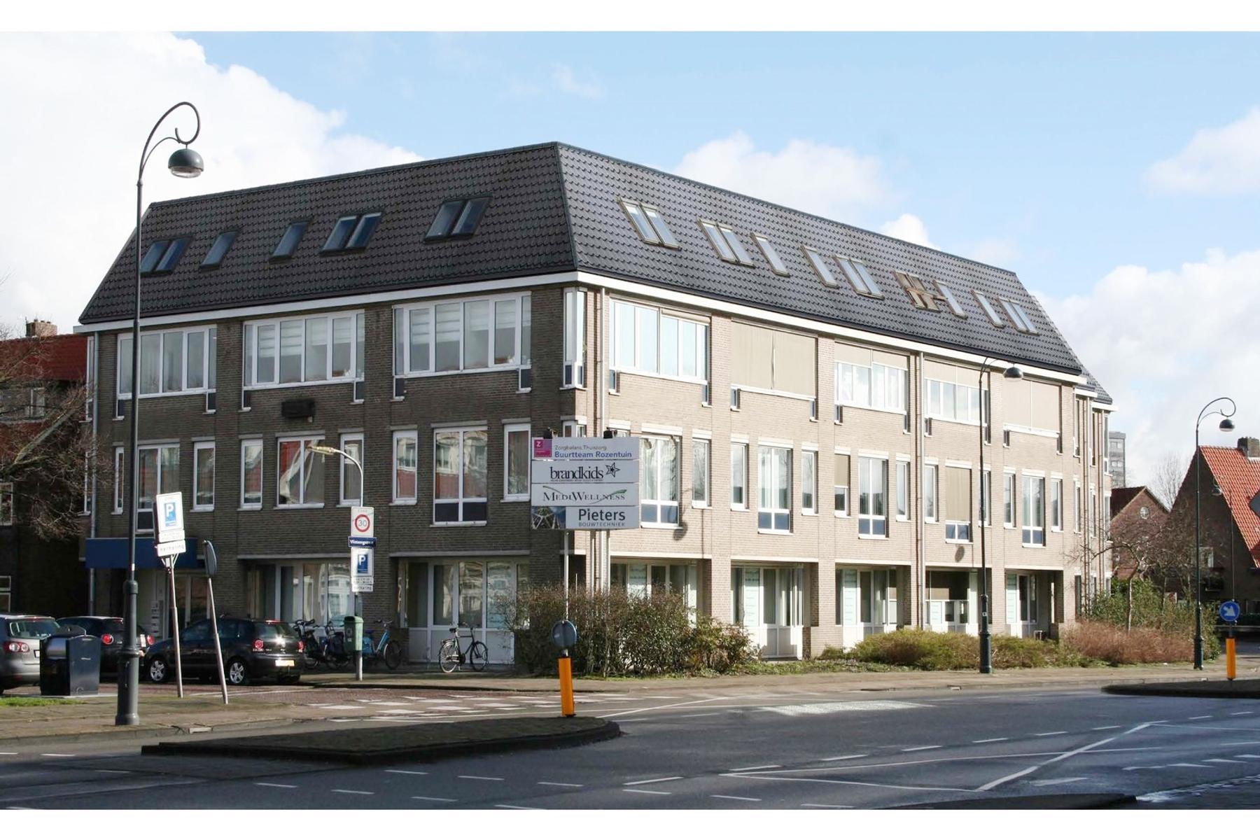 Vlietsorgstraat 15 3.09 in Haarlem 2012 JB