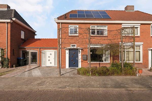 Jos Everaardstraat 7 in Sint Jansteen 4564 CL