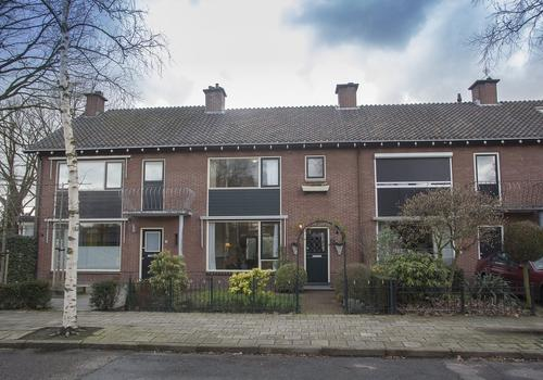 De Ruyterstraat 27 in Ede 6712 DR