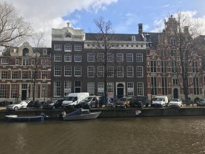 Keizersgracht 119 -121 in Amsterdam 1015 CJ