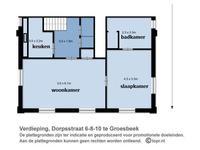 Dorpsstraat 10 in Groesbeek 6562 AB