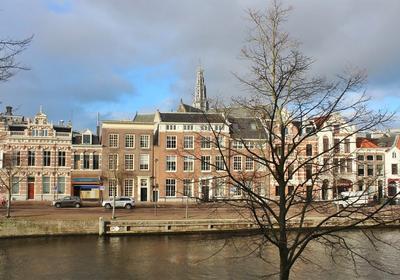 Spaarne 29 E in Haarlem 2011 CD