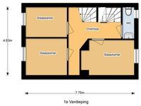 Nieuwstraat 154 in Tilburg 5021 WX