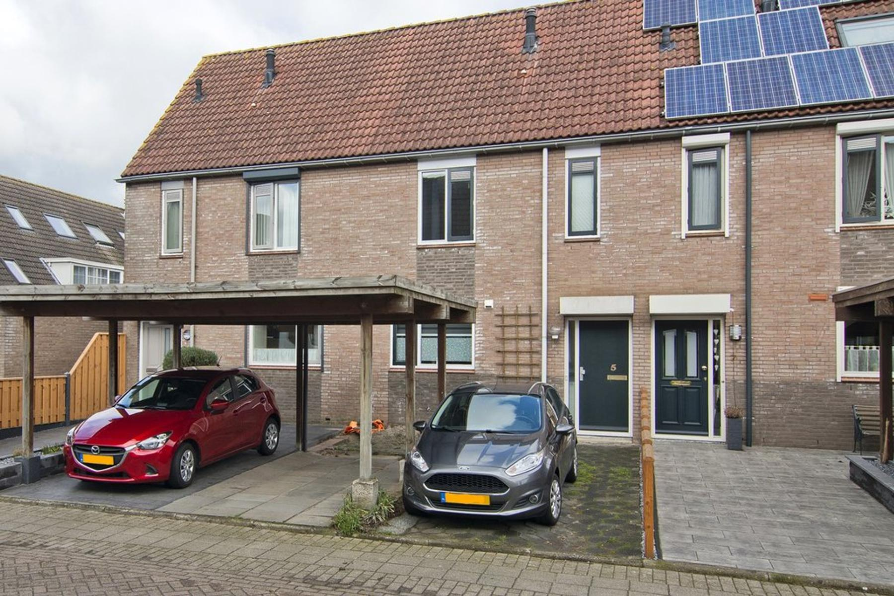 Emmy Frensel Wegenerstraat 5 in Gorinchem 4207 JJ