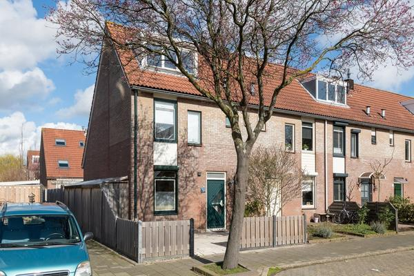 Van Beverenvliet 2 in Barendrecht 2992 WG