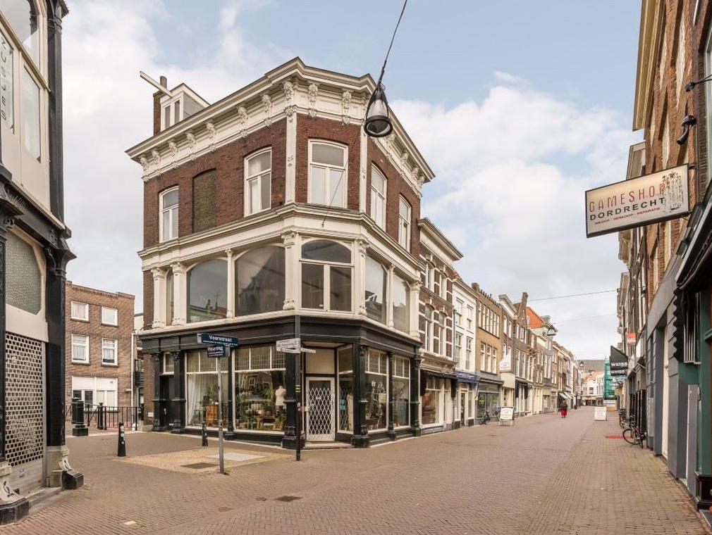 Voorstraat 429 A in Dordrecht 3311 CT