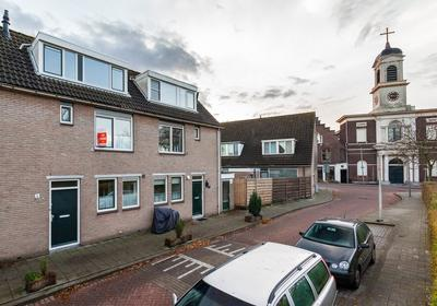 Zestienhovensekade 6 in Rotterdam 3043 KV