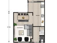 Poppestraat 37 in St. Willebrord 4711 EX