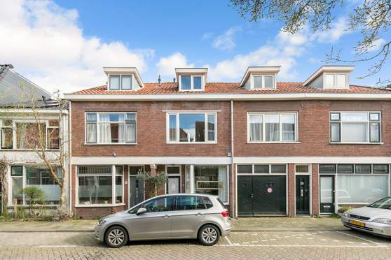 Bekkerstraat 19 A in Utrecht 3572 SB