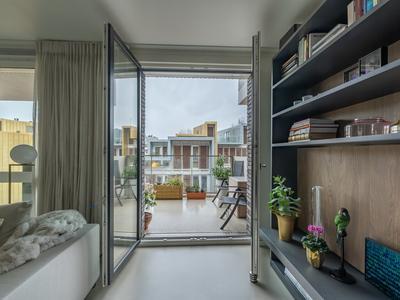 Oostenburgervoorstraat 47 -D in Amsterdam 1018 MN
