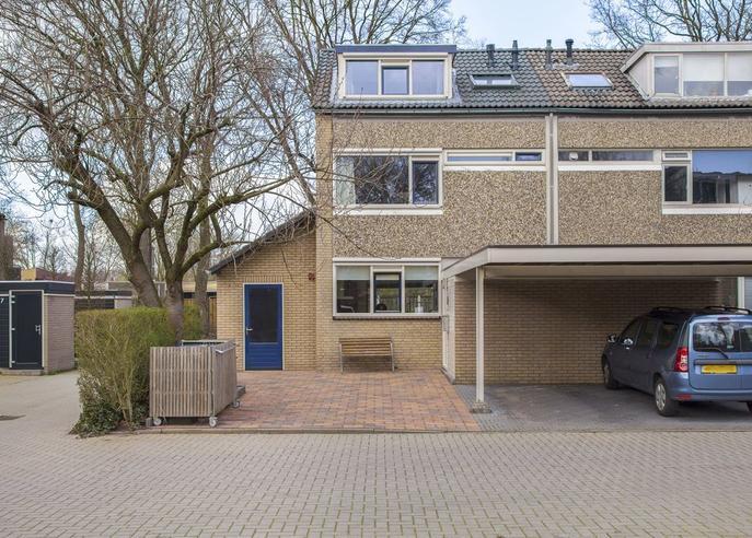 Kloversdonk 201 in Apeldoorn 7326 AS