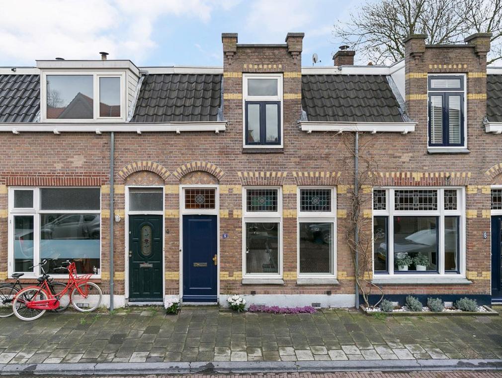 Van Der Helststraat 6 in Utrecht 3583 AV