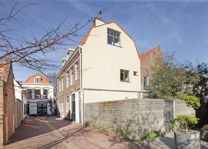 Korte Hofstraat 1 A in Haarlem 2011 DT