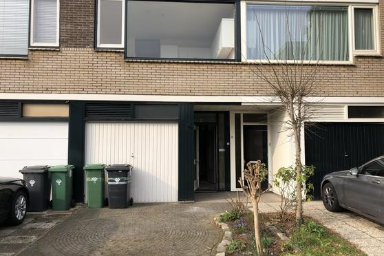 De Bourbonstraat 15 in Zoetermeer 2713 EG