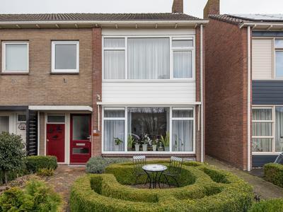 J H Jurresstraat 23 in Heerenveen 8442 JP