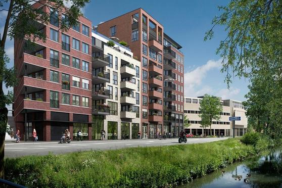 J.G. Sandbrinkstraat 114 in Veenendaal 3901 EZ