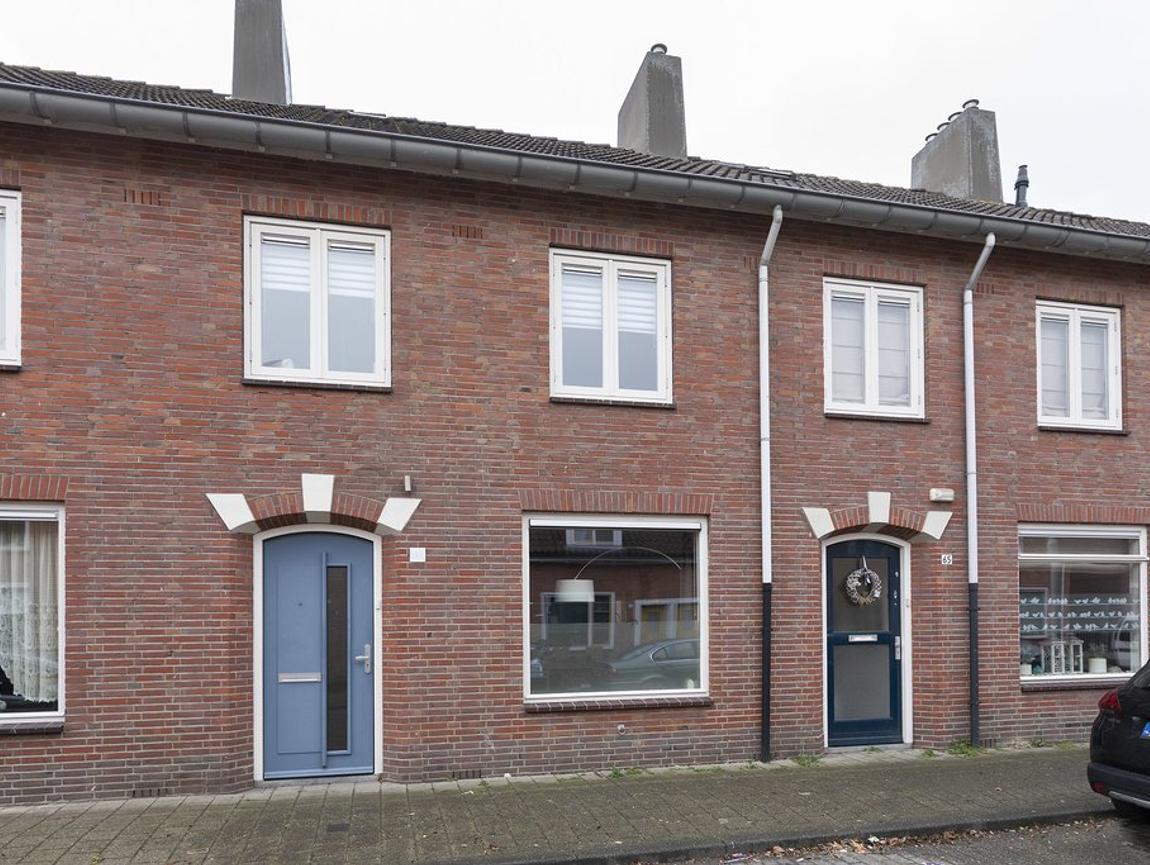 Pijnboomstraat 63 in Breda 4814 KV