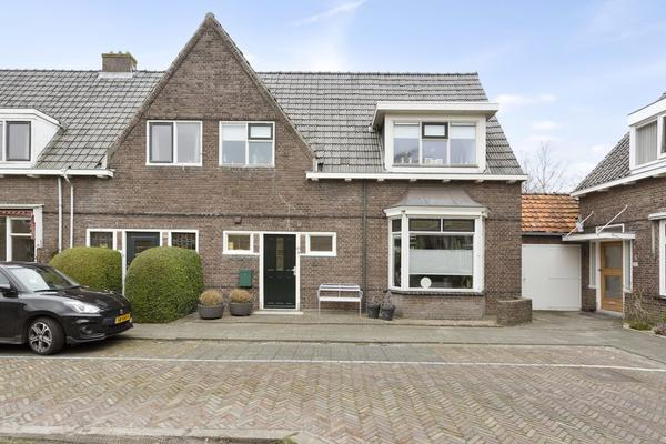 Lijsterstraat 82 in Leeuwarden 8917 EC
