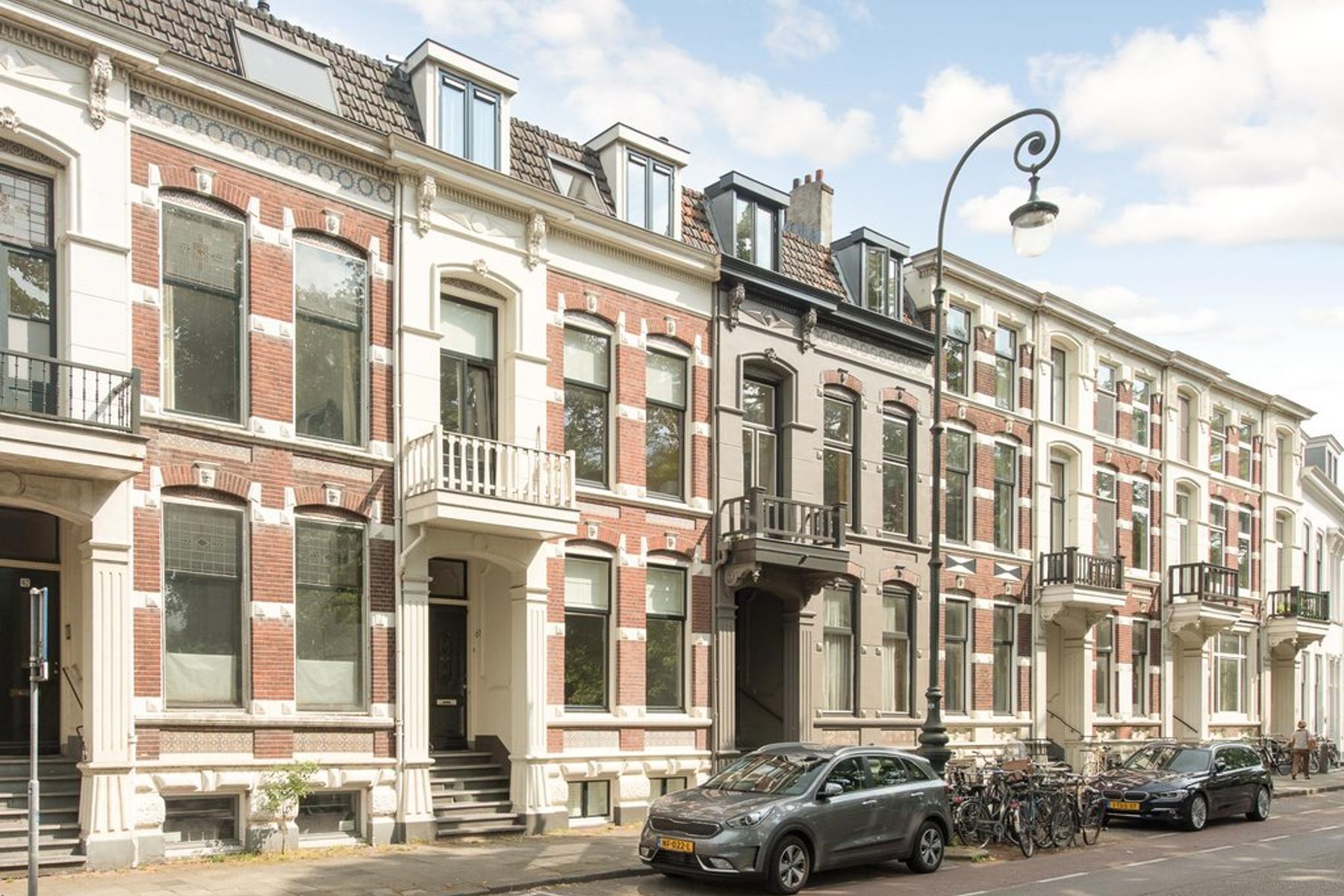 Wittevrouwensingel 61 in Utrecht 3572 CB