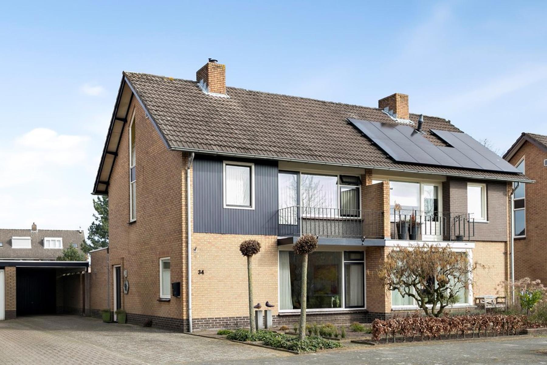 Hyacinthlaan 34 in Valkenswaard 5551 AT