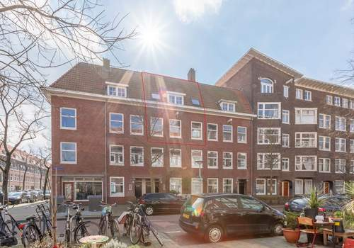 Willem Schoutenstraat 57 -Bv in Amsterdam 1057 DM
