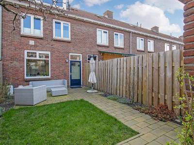 W.J. Bossenbroekstraat 36 in Utrecht 3555 TB
